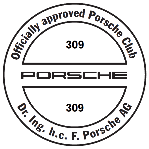 Officially approved Porsche Club 309