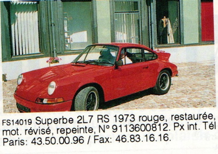 Flat 6 N° 14 4.1992
