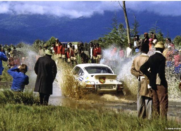 East African Safari Rallye (Kenya)