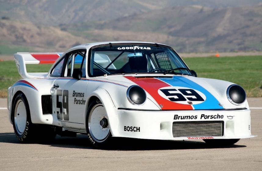 934 vainqueur du Groupe 5 - 24 Heures du Mans 1977