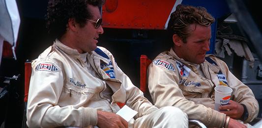 Peter Gregg et Hurley Haywwod