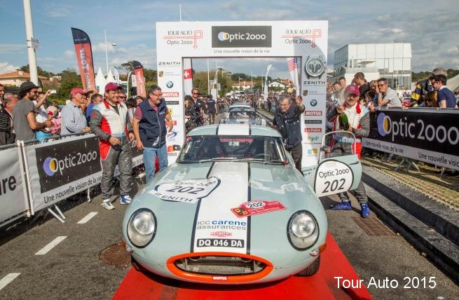 Tour Auto - Seconde victoire pour Jean-Pierre Lajournade
