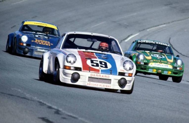 2.8 rsr, 24 Heures de Daytona 1973