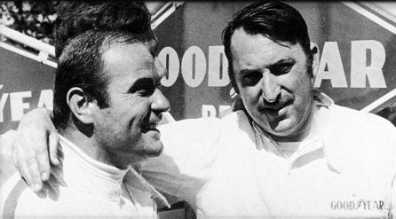 Guy Ligier et Jo Schlesser