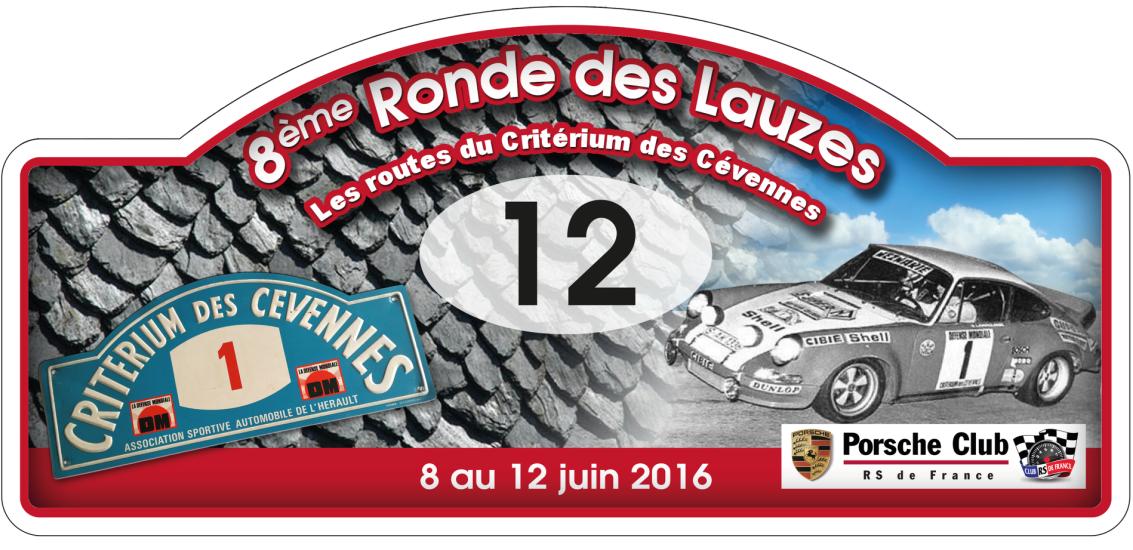 Plaque RDL 2016
