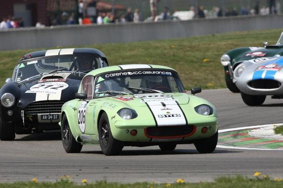 Tour  Auto 2010 - Circuit de Magny Cours