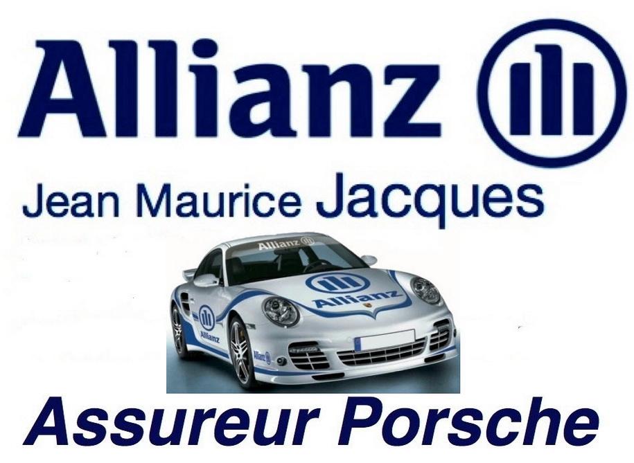 Allianz - Sécialisé Assurance Porsche
